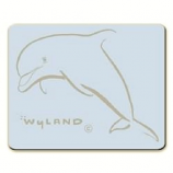 Dolphin Pin Silver Tone Pin