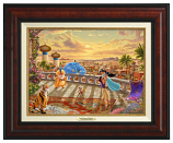 Jasmine Dancing in the Desert Sunset Classic (Frame Choices)