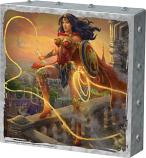 Wonder Woman Lasso of Truth Metal Art Box