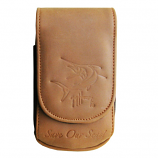 Medium Leather Cell Phone Holder
