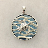 Under the Sea - Sea Turtle Pendant Charm