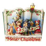 Mickey Mouse & Friends Christmas Carol Storybook