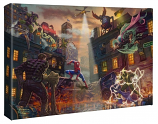 "Spider-Man vs. the Sinister Six 10""x14"" Gallery Wrap"