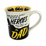Batman Hero Dad Mug