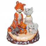 Aristocats Pride and Joy Carved By Heart