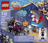 Lashina Tank Lego Set
