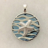 Under the Sea - Starfish Pendant Charm