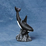 Orca Mini Figurine