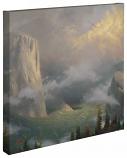 "West Rim Yosemite Canvas Wrap 20""x20"""