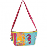 Sea Creatures Medium Crossbody Bag
