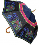 Dogs & Doggies Stick Umbrella
