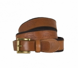 Grand Slam Leather Belt