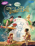 Learn to Draw Disney Tinker Bell Book