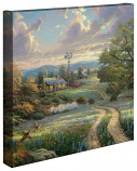 Country Living Canvas Wrap 14x14