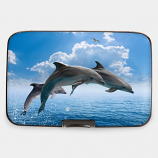 Dolphins Armored Wallet