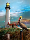Pigeon Point Lighthouse Puzzle