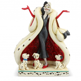 Cruella DeVil and Puppies