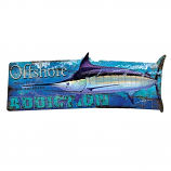Offshore Addiction Marlin Sign