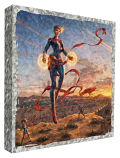 Captain Marvel Dawn of a New Day Metal Art Box