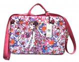 Flower Girl Laptop Bag