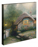"Collector's Cottage Canvas Wrap 20""x20"""