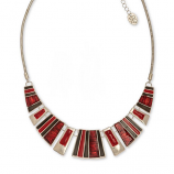 Rouge Collar Necklace