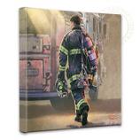 Selfless Service Canvas Wrap 14x14