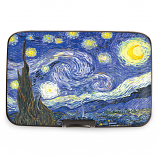 Starry Night Armored Wallet