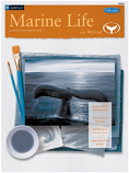 Learn to Paint Marine Life Book