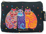 Feline Friends Cosmetic Bag