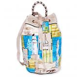 Beachside Drawstring Bag