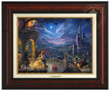 Beauty and the Beast Dancing in the Moonlight Classic (Frame Choices)