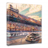 This is Talladega Canvas Wrap