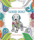 Good Dog Zendoodle Coloring Book