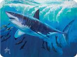 White Shark Cutting Board