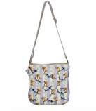 Marlin Bird of Paradise Cross Body Purse