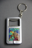 Sea Turtle Key Chain and Bottle Opener
