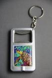 Sea Turtle Key Chain and Bottle Opener