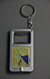 Sailfish Key Chain and Bottle Opener
