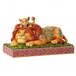 Simba & Mufasa A Father's Pride