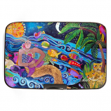 Sea Goddess Armored Wallet