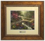 Bridge of Faith Prestige Home Art (Frame Choices)