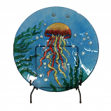 Jellyfish Art Bowl