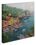 """Portofino Canvas Wrap 20""""x20"""""""