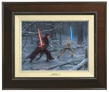 The Duel: Rey vs. Ren Classic (Frame Choices)