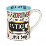 Grandfathers are Just Antique Little Boys Mug
