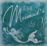 Mermaid Life Sign