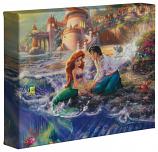 "The Little Mermaid 8""x10"" Gallery Wrap"