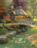 Friendship Cottage Garden Banner