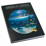 America's Favorite Artists Book